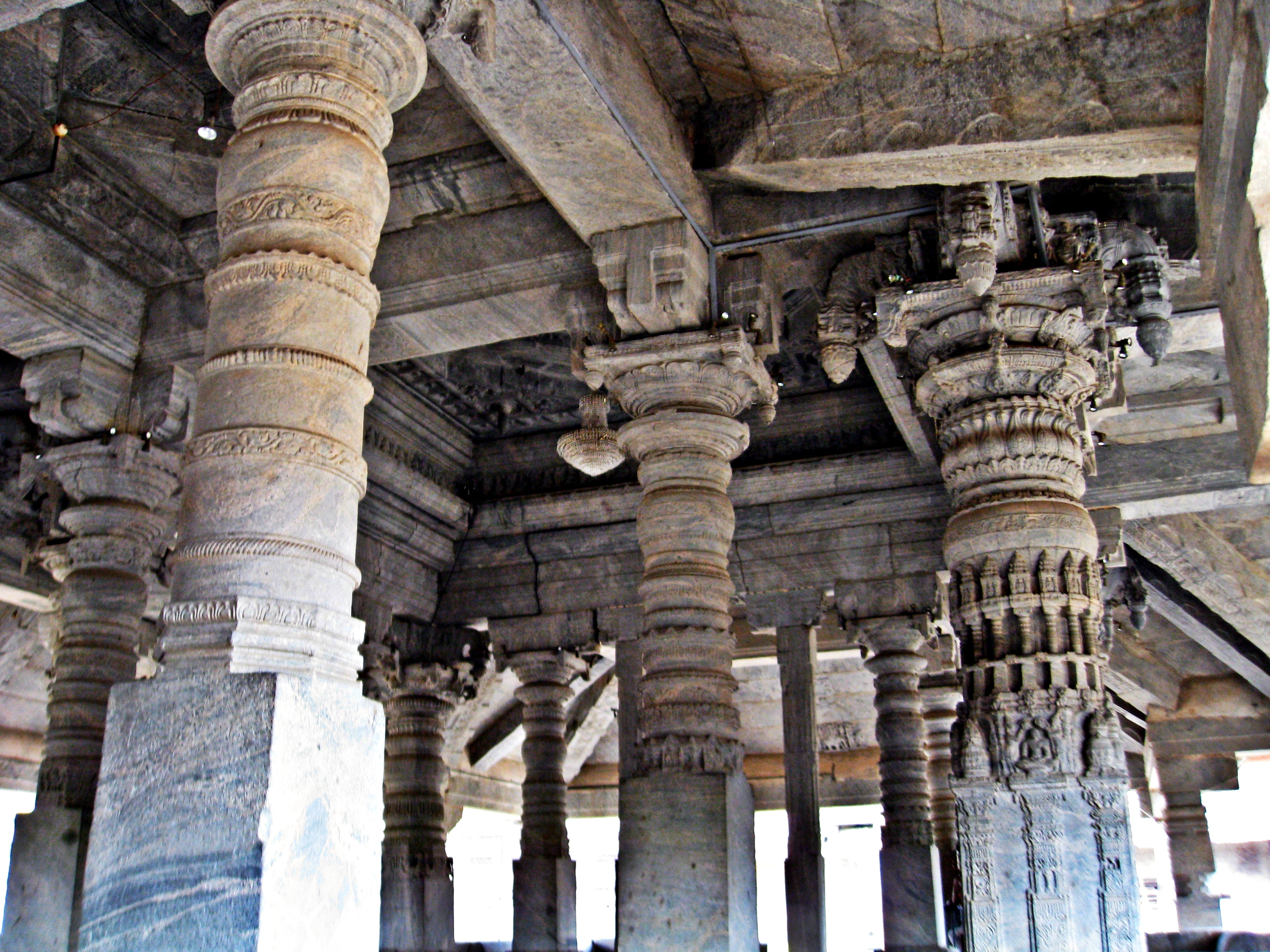 1000 Pillar Temple (Moodabidri)